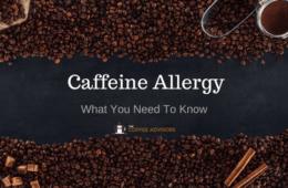 Caffeine Allergy
