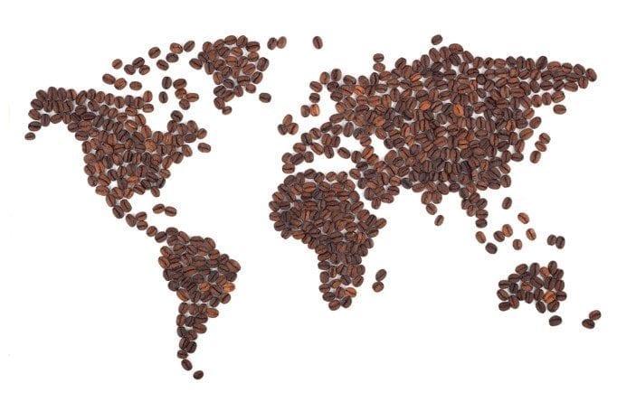 Coffee Bean Art