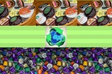 Coffee pod sustainability