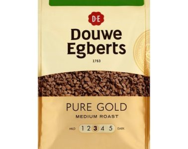 Douwe Egberts Pure Gold Review