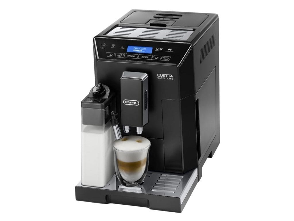 Delonghi Eletta - Best Bean To Cup Coffee Machines