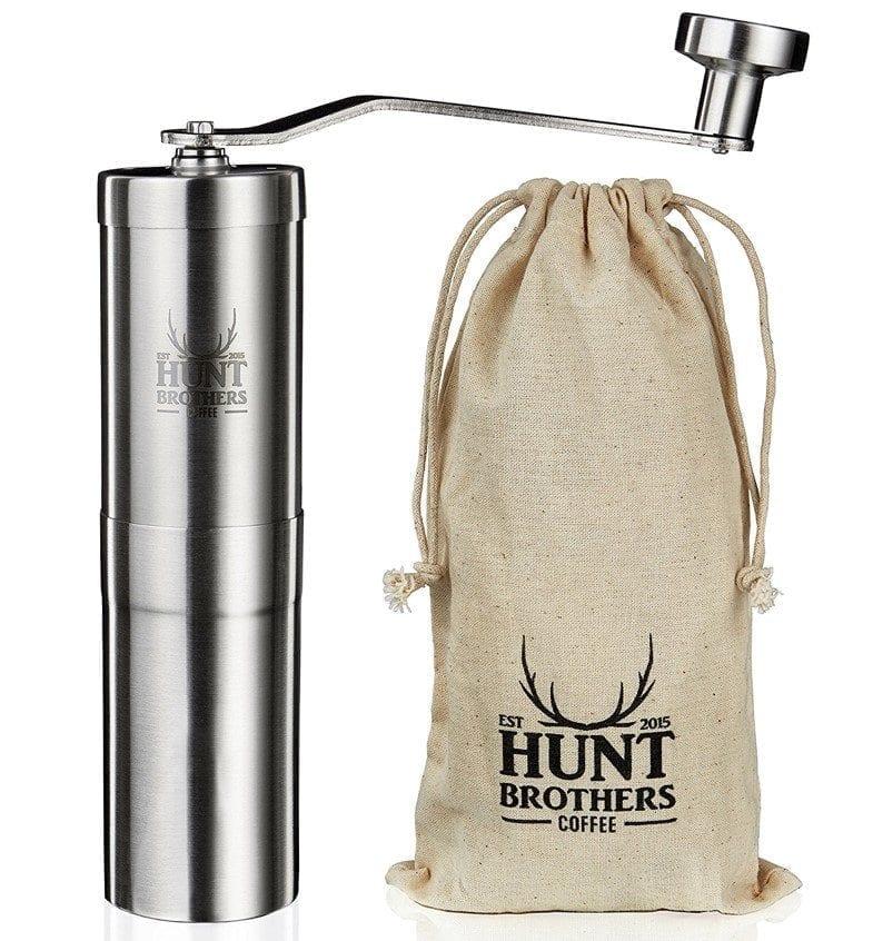 Hunt Brothers Manual Coffee Grinder