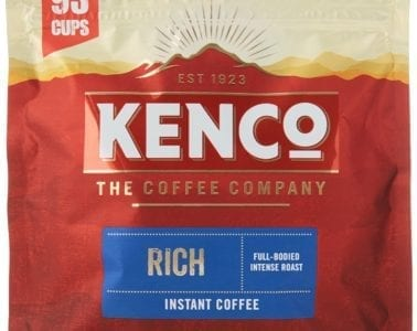 Kenco Rich Instant Coffee Review