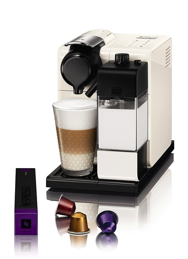 Nespresso Latissima Review