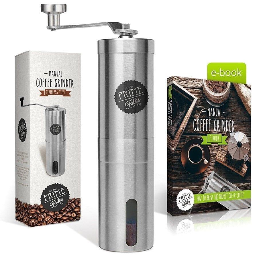 Prime Folks Co Coffee Grinder
