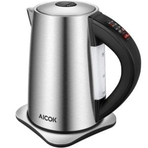 best electric kettle - variable temperature